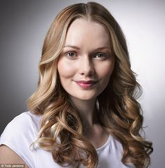 FIVE: For loose curls, gently run your fingers through and tousle your hair. For more hold use a light mist of hairspray