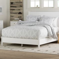 You'll love the 3-Piece Korra Cotton Duvet Cover Set at Joss & Main - With Great Deals on all products and Free Shipping on most stuff, even the big stuff.