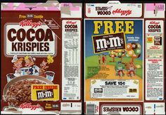 Kellogg's Cereal Recall | Cocoa Krispies Logo