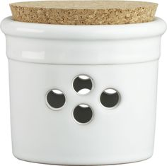 cork, barrels, food containers, kitchen storage solutions, food storage, garlic keeper, new kitchens, spring cleaning, crates