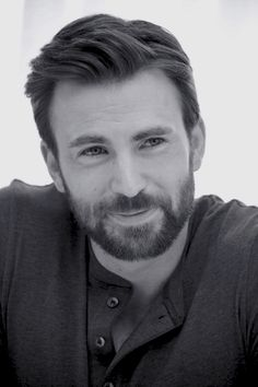 You know, there ARE some comics in which Captain America has a beard. Just saying. It would be a shame to force Chris Evans to shave unnecessarily…