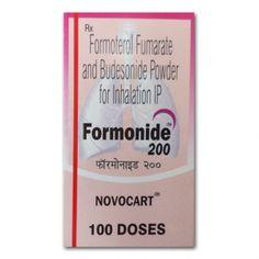 is formonide inhaler steroid