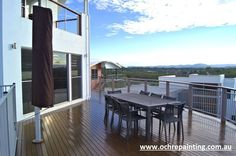 Ochre Painting's skilled painters dedicatedly carry out projects of both small and large degree and you can contact us to paint a door, deck, window, fence or whole house for you.