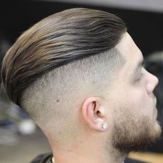 slick back undercut fade,Slicked Back Hairstyles,how to slick back hair without looking greasy Best Undercut Hairstyles, Popular Mens Hairstyles, Cool Hairstyles For Men, Thick Hairstyles, Men's Hairstyles, Medium Hairstyle, Bob Hairstyle, Stylish Haircuts, Cool Haircuts
