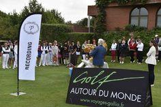 #Lancement # Prix SISLEY # Coeur de Parisienne # au profit de Mécénat Chirurgie Cardiaque # Voyages Gallia # Golf Autour du Monde # partenaire du TDP.