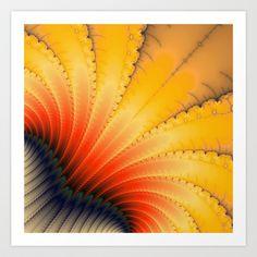 Fractal_0056 Art Print by fracts - fractal art - $16.00