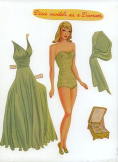 Dixie - Powers Models