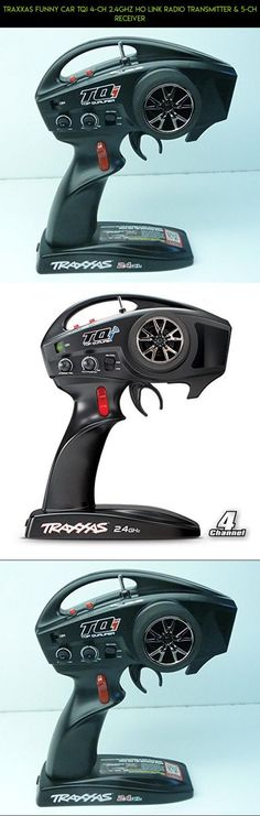 Traxxas Funny Car TQi 4-Ch 2.4GHz HO LINK RADIO TRANSMITTER & 5-Ch RECEIVER #tech #funny #shopping #gadgets #parts #car #camera #drone #products #technology #fpv #racing #traxxas #kit #plans