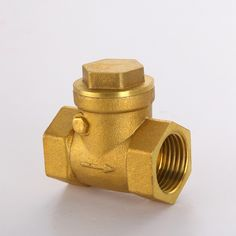 G1/2  G3/4  G1  dn15 dn20 dn25 female thread swing check valve non return valve Water meter valve brass high pressure & 3/4