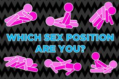 What Sex Position Am I Quiz 94