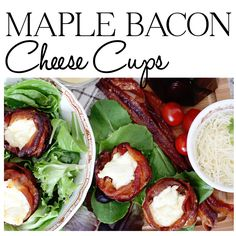 MapleBaconCheeseCupRecipeFindingHome thumb Recipe: Maple Bacon Cheese Cups