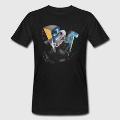 Parkour - Männer Bio-T-Shirt