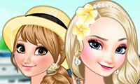 Play Frozen Sisters in Cinema for free online | GirlsgoGames.com