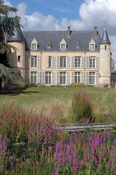 """""""Château de Théméricourt - Maison du Parc Naturel Régional du Vexin Français"""" by Philippe_28 (maintenant sur... on Flickr ~ Chateau de Themericourt Ile-de-France"""