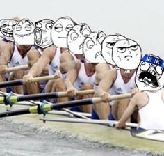 I row in a 4 and bow four represents my four lol Rowing Memes, Rowing Quotes, Rowing Crew, Training Motivation, I Laughed, The Row, Muscle, Lol, Sports