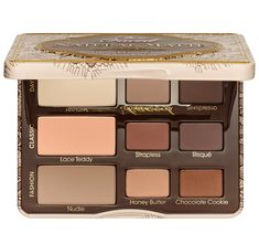 A Nude Eyeshadow Palette is The Best Accessory for Your Summer Glow - Too Faced Natural Matte Eye Palette from InStyle.com