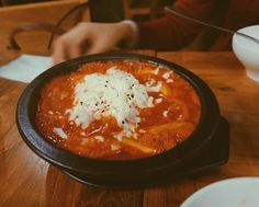 Tokbokki at Rice Bar  #SPPics org. fernny