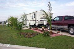 First Colony Mobile Home & RV Park at San Benito, Texas