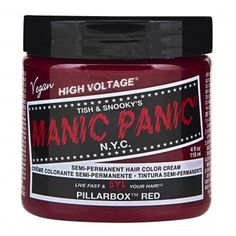 Pillarbox™ Red - High Voltage® Classic Cream Formula Hair Color