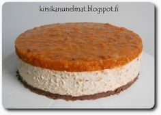 Cloudberry cheesecake takes your tongue with it Just Eat It, Let Them Eat Cake, Cheesecakes, Cornbread, Tiramisu, Baking, Ethnic Recipes, Desserts, Food