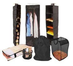 Amazon.com: The Complete Dorm Room Orgenizer Packedge: Home & Kitchen