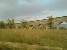 The aqueduct on Via San Fabiano, just outside of Arezzo. Don't worry, I've walked up on it at night. Drunk.