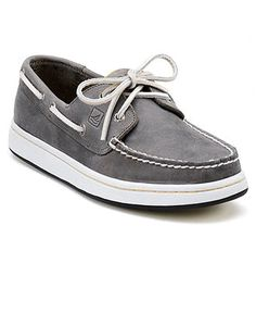 Sperry Top-Sider Shoes, Sperry Cup 2-Eye Lace Up Boat Shoe - Boat Shoes - Men - Macy's, $90