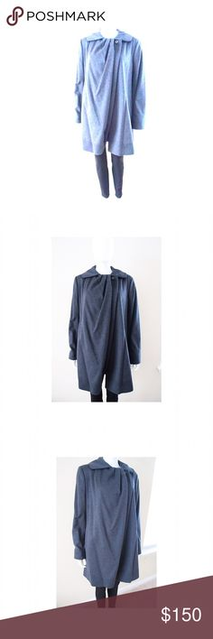 Barney's New York Wool Cashmere coat New without tag, Cashmere and wool blend, made in Italy . Perfect for winter, warmth material Barneys New York Jackets & Coats Pea Coats