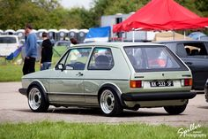 Mk1 gti Volkswagen Golf Mk1, Vw Mk1, Mk 1, Golf 1, Car Pictures, Supercars, Cars And Motorcycles, Cool Cars, Dream Cars