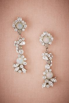 Sargent Earrings from @BHLDN
