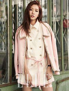 Fashion Magazine - Fashion and beauty trends, star, style, lifestyle | Elle Korea (ELLE KOREA)