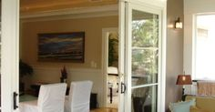 This post is about making your existing patio doors look more expensive. Either by painting, replacing the door handles or adding green to give it a landscaped…