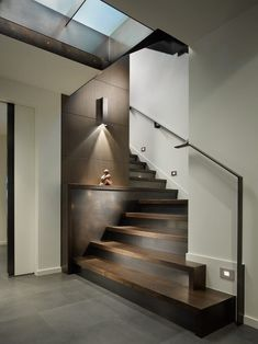 Stairs Skylight detail