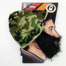 www.alpinshop.it il berretto military camo con la Barba! - Originale BeardHead