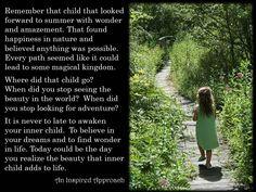 Awaken Your Inner Child