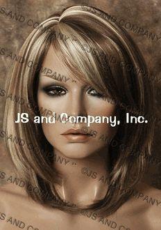 Medium Length Wig | jennyhairsense.com - The Wig Store