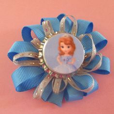 Sofia the First Disney Jr. Princess themed by simplystitchingcraft, $3.50