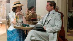 'Aliados' com Brad Pitt teve divulgado um belo cartaz