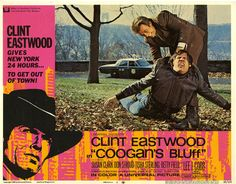 """October 2, 1968; The Clint Eastwood movie """"Coogan's Bluff"""" opens today."""