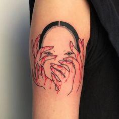 ▷ 1001 + Japanese tattoo ideas in beautiful pictures - super original arm tattoo, geisha tattoo designs in photos, unique tattoo designs, tattoos inspired - Unique Tattoos, Small Tattoos, Cool Tattoos, Tatoos, Piercing Tattoo, Tattoo Drawings, Body Art Tattoos, Tattoo Minimaliste, Aesthetic Tattoo