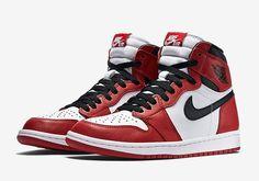 "Air Jordan 1 ""Chicago"""