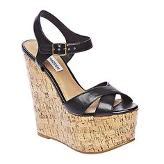 Steve Madden BOUNCERR sandals Steve Madden BOUNCERR wedges. Heel height is 6 inches and do have some wear to them but are still in good condition. perfect for summer! Steve Madden Shoes Platforms
