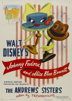 Johnny Fedora and Alice Bonnet (1954)