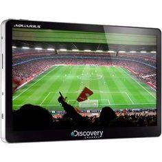 Gps aquarius discovery channel mtc2132 slim tela 5.0 tv dig