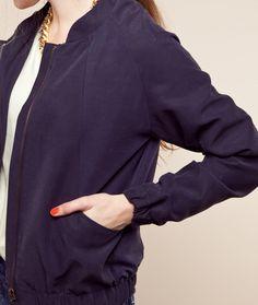 GLÜCKLICH martha jacket navy - - Kauf Dich gluecklich