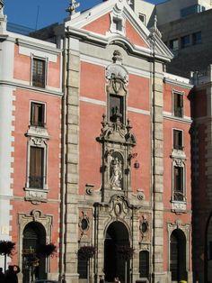 #FelizDíadelPadre #Madrid Iglesia de #SanJose pic.twitter.com/9SM5INbvU7