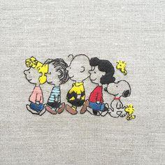 みなさま良いお年を #snoopy #peanuts #Schulz #LUCY #LucyVanPelt #Linas #LinasVanPelt #SALLY #charliebrown #woodstock #embroidery #handembroidery #my_favorite_peanuts #スヌーピー #ピーナッツ #チャーリーブラウン #ルーシー #ライナス #サリー #ウッドストック #刺繍