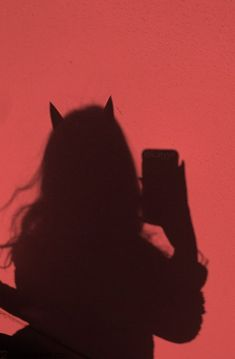 Credit to girl shadow Mood Wallpaper, Aesthetic Pastel Wallpaper, Iphone Background Wallpaper, Dark Wallpaper, Aesthetic Backgrounds, Aesthetic Wallpapers, Badass Wallpaper Iphone, Bad Girl Wallpaper, Demon Aesthetic