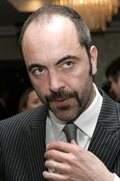 James Nesbitt, 2005 vs. 2013. | 42 Celebrity Men Who Are Less Bald Than They Used To Be