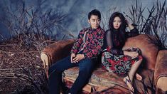 """Upcoming film """"Secret"""" costars Kim Yoo Jung and Son Ho Joon posed for the camera together in Vogue's recent photo shoot. With Son Ho Joon's fame steadily rising ever since his role in """"Reply 1994″ and Kim Yoo Jung's ever since she was little, many fans are q..."""